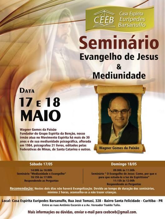 Seminário Wagner CEEB Curitiba